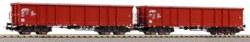 339-58383 2er Set Offene Güterwagen Eaos