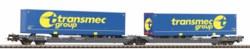 339-58971 Taschenwagen T3000e mit 2 Tran