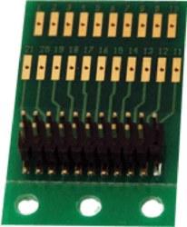 341-51967 Adapterplatine fuer 21MTC-Sch