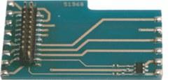 341-51968 Adapterplatine fuer 21MTC-Sch