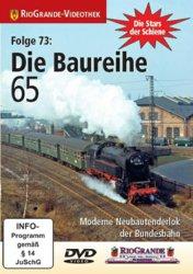 343-6373 DVD: Die Baureihe 65 Rio Grand