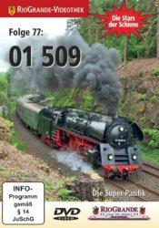 343-6377 DVD: Die Baureihe 01 Rio Grand