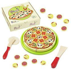 410-4870 Schneidepizza aus Holz