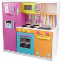 412-53100 Große helle Küche Deluxe KidKr