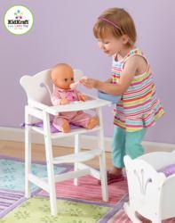 412-61101 Hochstuhl für Puppen KidKraft,