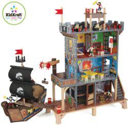 412-63284 Spiel-Set Piratenbucht KidKraf