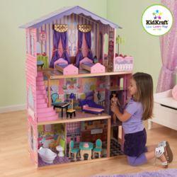 412-65082 Puppenhaus - Meine Traumvilla