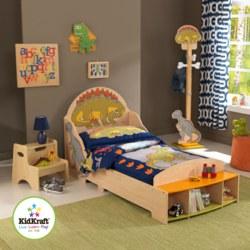 412-86938 Kinderbett Dinosaurier