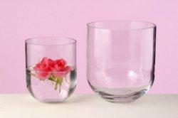 551-1448800 Vase Glas Boltze Geschenkartik