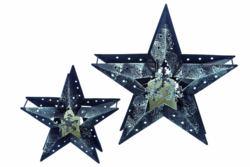 551-4638900 Windlicht Stern  Boltze Gesche