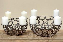 551-9811260 Kerzenleuchterschale Nela 31 c