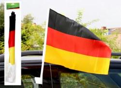 552-20580 Autofahne Deutschland 45x30cm