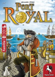 600-18114G Port Royal Pegasus Spiele, ab