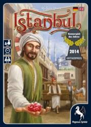 600-55115G Istanbul - Kennerspiel des Jah