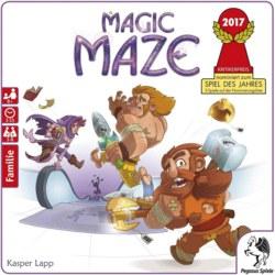 600-57200G Magic Maze Nominiert zum Spiel