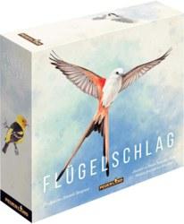 600-FEU63558 Flügelschlag - Kennerspiel des