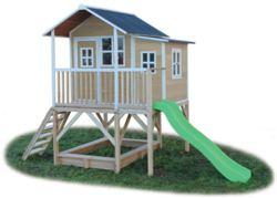 702-50062100 EXIT Loft 550 Natur Spielhaus,
