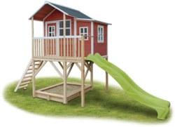 702-50082300 EXIT Spielhaus Loft 750 Rot (F