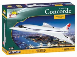 705-1917 Concorde G-BBDG  COBI, Modellb