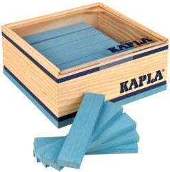 810-C40BC Kapla 40er Box Hellblau Kapla