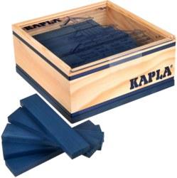 810-C40BF Kapla 40er Box Dunkelblau Kapl