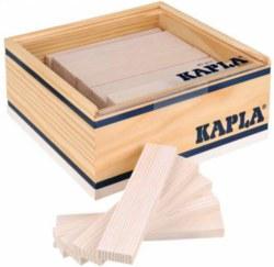 810-C40BL Kapla 40er Box Weiss Kapla Hol