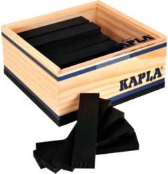 810-C40NR Kapla 40er Box Schwarz Kapla H