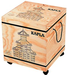 810-PC Kapla 1000er Box  Kapla Holzba