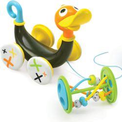 904-0440129 Nachzieh Ente mit Musik Yookid