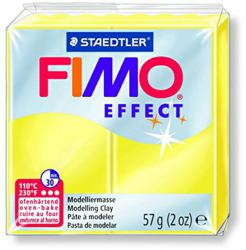 954-8020104 FIMO® effect transparent gelb