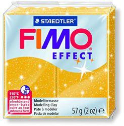 954-8020112 FIMO® effect glitter gold Ofen