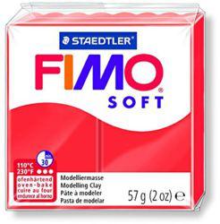 954-802024 FIMO® soft indischrot Ofenhärt