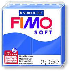 954-802033 FIMO® soft brilliantblau Ofenh