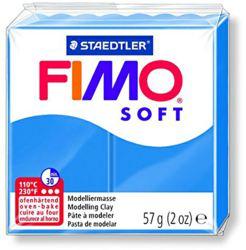 954-802037 FIMO® soft pazifikblau Ofenhär