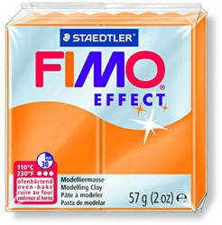 954-8020404 FIMO® effect transparent orang