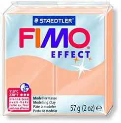 954-8020405 FIMO® effect pfirsich Ofenhärt