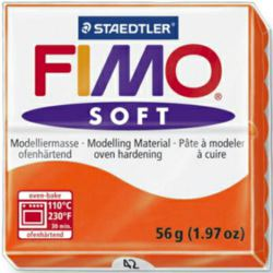 954-802042 FIMO® soft mandarine Ofenhärte