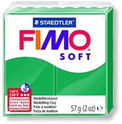 954-802056 FIMO® soft smaragdgrün Ofenhär