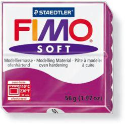 954-802061 FIMO® soft purpur Ofenhärtende