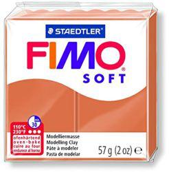 954-802076 FIMO® soft cognac Ofenhärtende
