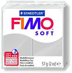 954-802080 FIMO® soft delfingrau Ofenhärt