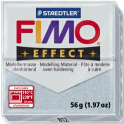 954-8020812 FIMO® effect glitter silber Of