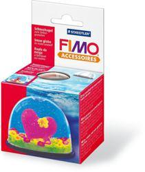 954-862940 FIMO® Schneekugel oval