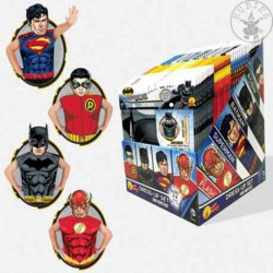 961-333687 DC Boys Party Pack - Kinderkos