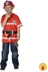 961-6300970 Feuerwehr Set, 3-teilig Rubies