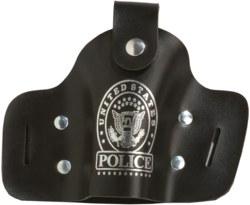 961-6342447 Polizeitasche in Lederoptik Ru