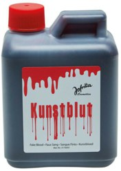 961-708501 Kunst Blut in Kanister 500ml J