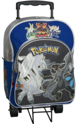 964-H0445 Pokemon Trolley 2 in 1 Schulru