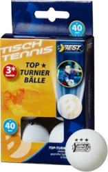 990-23112 Tischtennis-Turnierbälle 3-Ste