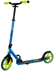 990-30418 Scooter 205 blue/green BEST Sp